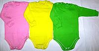 05.50 Боди-свитерок рубчик р.62-68, фото 1