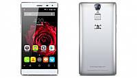 """Смартфон THL T7, MTK6753, 3/16GB, 5.5"""", 4800 мАч. Серебрянный."""