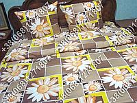 Постельное белье бязь люкс - двуспальный комплект (0515-3)
