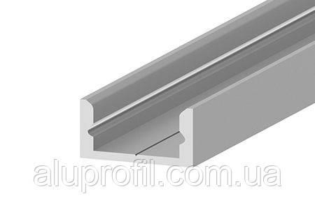 Алюминиевый профиль — светодиодный алюминиевый профиль Z306 15,1х5,9 AS