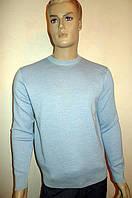 Голубой плотный джемпер  Gianni Marcelo, фото 1
