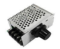Универсальный регулятор напряжения 10...220В (4 кВт)
