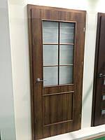 Двери Verto Стандарт 1А цвет орех «Симплекс»
