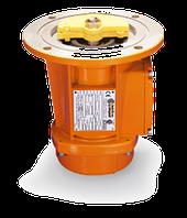 Вибромотор для вибрационного сита MTF фланцевый