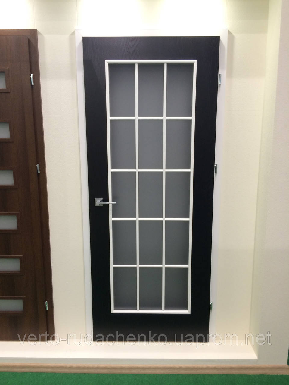 Двери Verto Стандарт 2Б цвет Венге «Симплекс»
