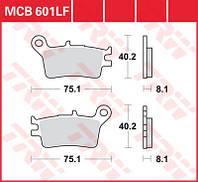Тормозные колодки Honda CRM TRW / Lucas MCB601