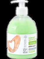 Крем-мыло для рук Интенсивное увлажнение 500мл Dr.Sante Нежный шелк
