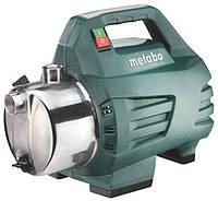 Поверхностный насос Metabo P 4500 Inox