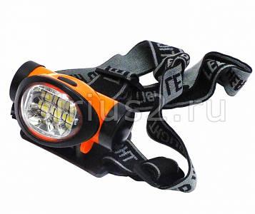 Фонарик на лоб, налобные фонари, Налобный фонарь 603-6, яркий свет, три режима, тип диода  SMD,