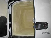 Пенополиуретан - Термоизоляция автомобилей, фургонов и другой авто техники