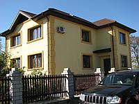 Утепление, отделка, ремонт фасадов домов, коттеджей