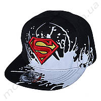 Кепка Рэп Superman