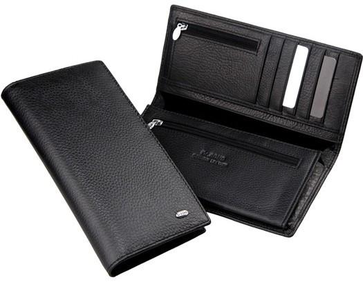 Кожаный кошелек для мужчин. Мужское портмоне. Стильная купюрница. Отличный подарок. Код: КТМ 237.