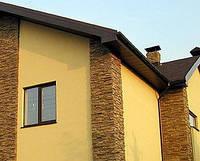 Дизайн покраски фасада дома