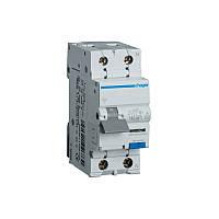 Дифференциальный автоматический выключатель 1+N, 16A, 10 mA, B, 6 КА, A, 2м
