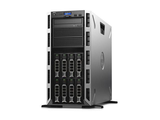 Сервер Dell PE T430 (T430-BFFV#130)