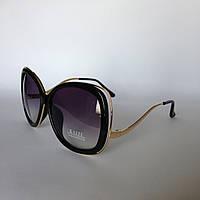 Женские солнцезащитные очки Kaizi 8510 с 01 черные