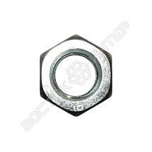 Гайки высокопрочные М8 класс прочности 10.0 DIN 934 | Размеры, вес, фото 2