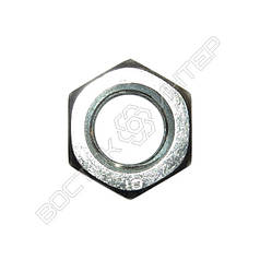 Гайки высокопрочные М10 класс прочности 10.0 DIN 934