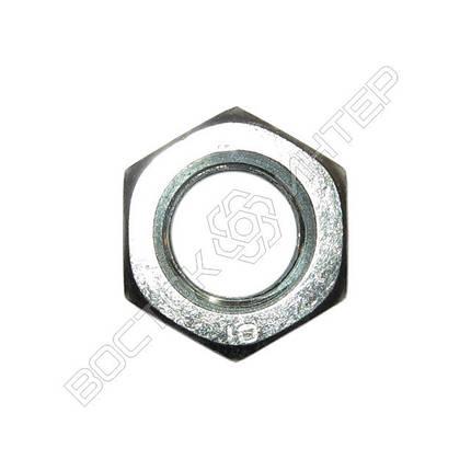 Гайки высокопрочные М10 класс прочности 10.0 DIN 934, фото 2