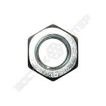 Гайки высокопрочные М14 класс прочности 10.0 DIN 934 | Размеры, вес, фото 2