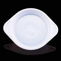 Миска одноразовая пластиковая 350мл, 100шт/уп