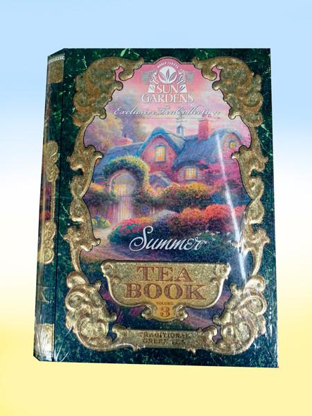 tea book, чай tea book, чайная книга,  sun garden, sun gardens чай, sun gardens чай цена, байховый чай, зеленый байховый чай, чай sun gardens купить, чай высший сорт sun gardens цена купить, чай зеленый байховый,зеленый чай, tea book summer