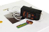 Инкубатор Рябушка 2 на 70 яиц с цифровым терморегулятором и механическим переворотом