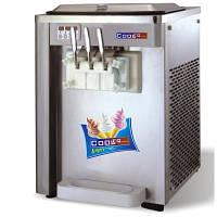 Фризер для мягкого мороженого Cooleq IF-3 (3 рожка)