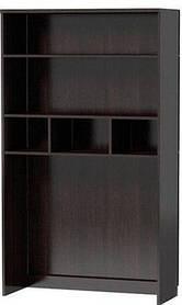 Надставка Аманда ТВ 1000 1734х1000х390мм венге темный   Мебель-Сервис