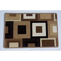 Коврик Confetti Anatolia - 38 brown 02 (коричневый) 40*60