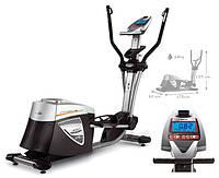 Орбитрек BH Fitness Iridium Avant Program G246  Вес пользователя: 140 кг | Вес маховика: 11 кг | Нагрузка:Магн