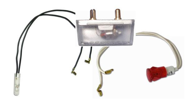 Лампы сигнальные Atlantic, Thermor, Round в ассортименте