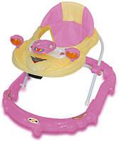 Детские ходунки Bertoni  BW-14 (розовый)
