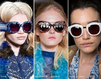 Модные аксессуары 2016 - солнцезащитные очки. Ретро - очки, очки с ... 9c7f503d9a8