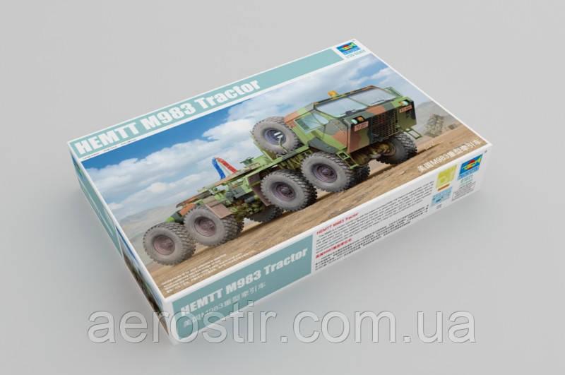 HEMTT  M983  Tractor      1\35      TRUMPETER 01021