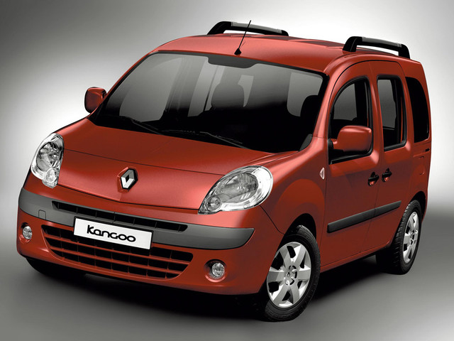 Renault Kangoo 2008+