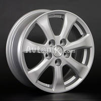 Литые диски Replay Toyota (TY30) R16 W6.5 PCD5x114.3 ET45 DIA60.1 (silver)