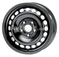 Стальные диски KFZ 8860 Audi R15 W6 PCD5x112 ET45 DIA57 (black)