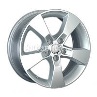 Литые диски Replay Opel (OPL43) R18 W7 PCD5x105 ET38 DIA56.6 (silver)