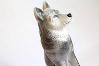 Садовая фигура Волк.