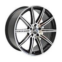 Литые диски Replica Mercedes (MR857) R19 W9 PCD5x112 ET37 DIA66.6 (MBF)
