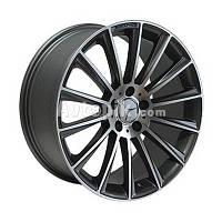 Литые диски Replica Mercedes (MR860) R20 W8.5 PCD5x112 ET43 DIA66.6 (GMF)