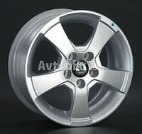 Литые диски Replay Skoda (SK29) R14 W6 PCD5x100 ET38 DIA57.1 (silver)