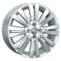 Литые диски Replay Renault (RN98) R15 W6 PCD4x100 ET50 DIA60.1 (silver)