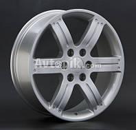 Литые диски Replay Mitsubishi (MI34) R20 W8.5 PCD6x139.7 ET46 DIA67.1 (silver)