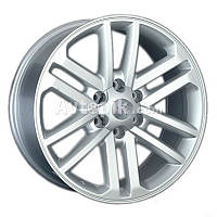 Литые диски Replay Toyota (TY120) R16 W7 PCD6x139.7 ET30 DIA106.1 (silver)