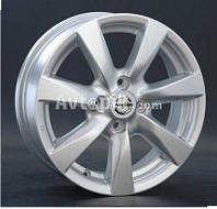 Литые диски Replay Nissan (NS74) R15 W6 PCD4x114.3 ET45 DIA66.1 (silver)