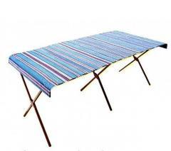 Торговый стол раскладной ширина 1,5 метра