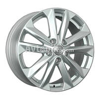 Литые диски Replay Nissan (NS150) R17 W6.5 PCD5x114.3 ET40 DIA66.1 (silver)